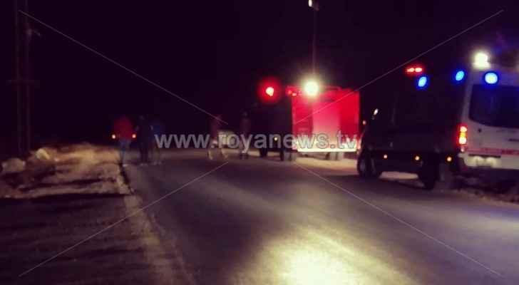 هولون يطلقون النار على محول كهرباء في منطقة كفر أسد