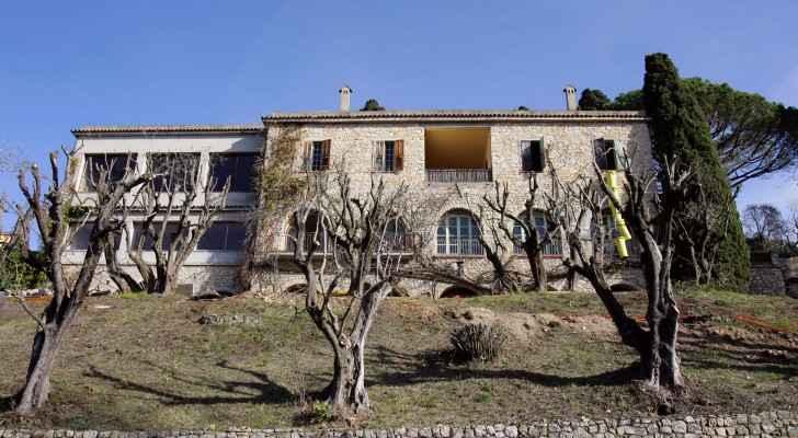المنزل عاش فيه بيكاسو