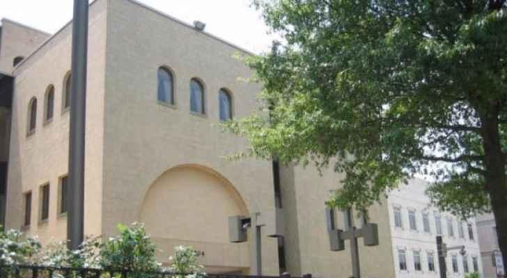 السفارة الأردنية في واشنطن