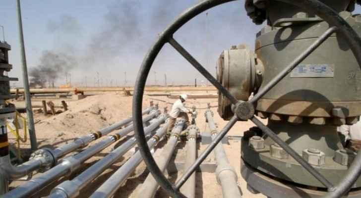 حقل للنفط في البصرة بجنوب العراق - أرشيف رويترز