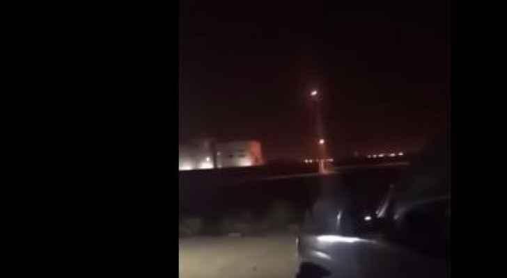 اعتراض الدفاع الجوي السعودي صاروخ حوثي باتجاه شمال الرياض