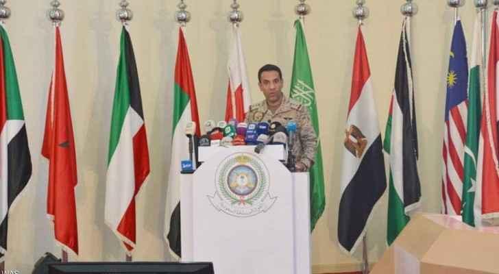 الناطق باسم التحالف العربي العقيد تركي المالكي