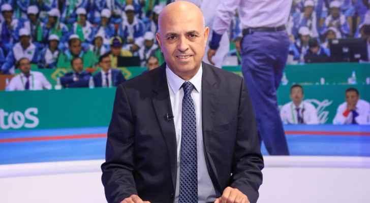 المدرب التونسي بلحسن مالوش، المدير الفني للمنتخبات الأردنية