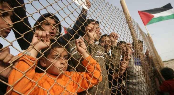 اطفال غزة