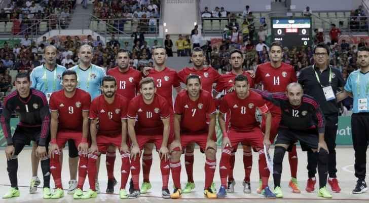 رسمياً .. منتخب الصالات يتأهل الى كأس اسيا