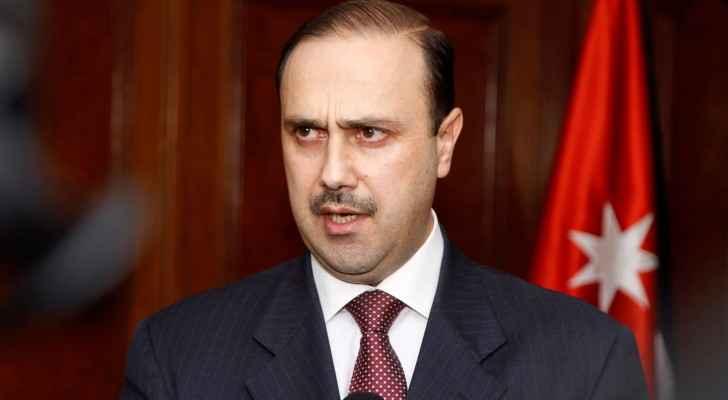 وزير الاعلام الدكتور محمد المومني