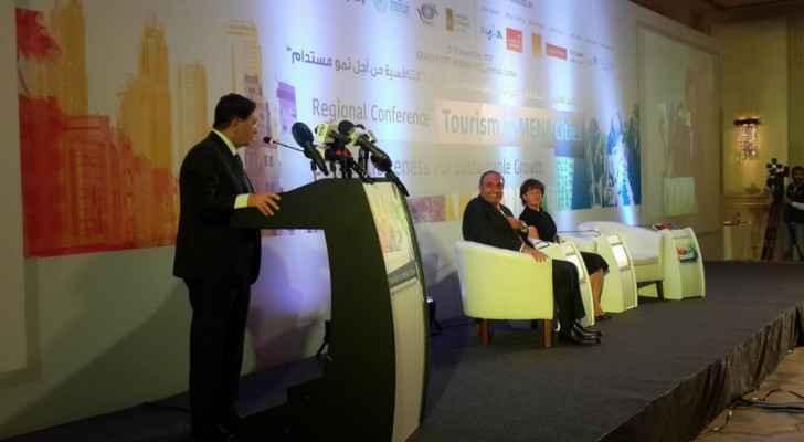 افتتاح مؤتمر حول سياحة المدن في عمان