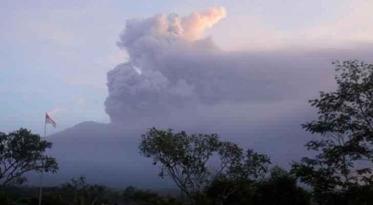 إندونيسيا.. رفع حالة التأهب لأقصى مستوى بسبب بركان بالي