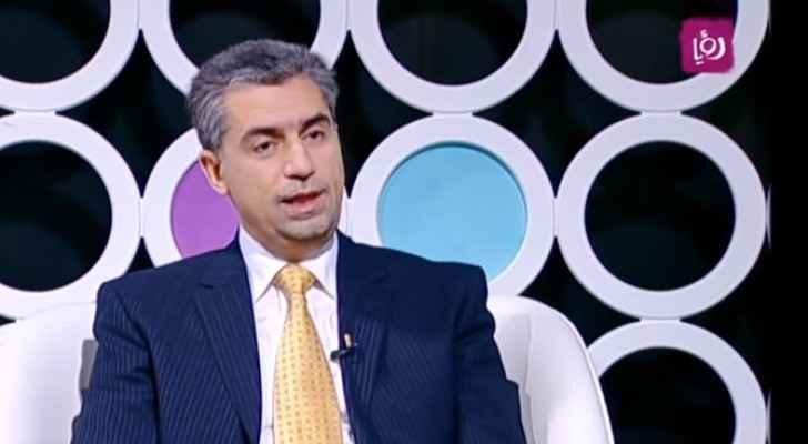 الدكتور عارف الخالدي - استشاري أطفال الأنابيب