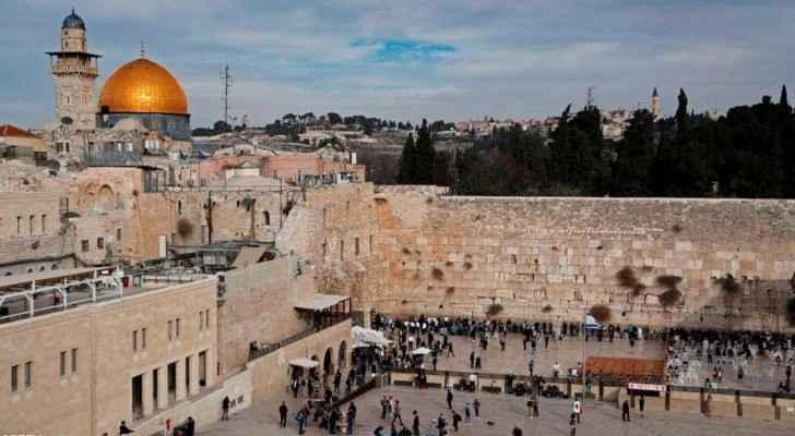 المدينة القديمة في القدس - أرشيفية