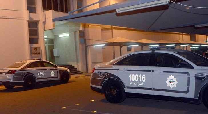 مركبات الشرطة الكويتية