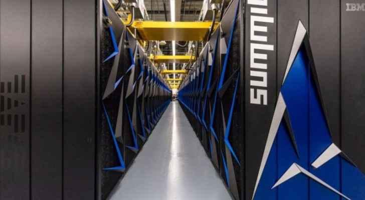 رؤيا الإخباري   أمريكا تكشف عن أسرع كمبيوتر في العالم.. يجري  مليون مليار  عملية حسابية في الثانية