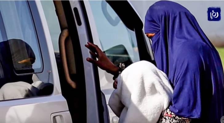 تسليم سودانية انضمت لعصابة داعش الإرهابية في سوريا لبلادها