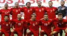 منتخب البرتغال يواجه نظيره الصربي ضمن تصفيات كأس امم اوروبا