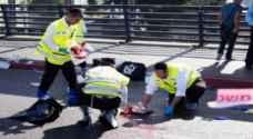 وفاة مستوطن إسرائيلي في عملية دهس في القدس المحتلة