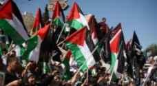 الاخوان المسلمين يقيمون حفلا لاحياء الذكرى 67 لنكبة فلسطين في مخيم البقعة
