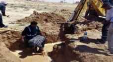 570 ردم وإزالة اعتداءات على المياه خلال شهر