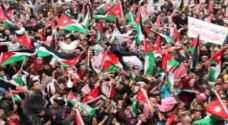 عمان: تجمع الولاء والانتماء ينظم وقفة بوسط البلد بمناسبة الاعياد الوطنية