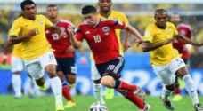 مبارة تجمع البرازيل وكولومبيا الليلة من منافسات المجموعة الثالثة