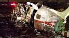 مقتل أربعة أشخاص بتحطم طائرة خاصة في بريطانيا