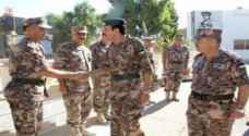 الفريق أول الركن الزبن يزور المنطقة العسكرية الوسطى