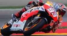 مارك ماركيز يفوز بمركز الانطلاق الأول لسباق جائزة أستراليا الكبرى