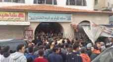 المئات يشيّعون جثمان الشاب الغريق في عمان.. صور