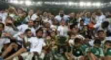بالميراس يتوج بكأس البرازيل على حساب سانتوس