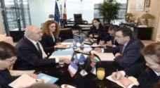 وزير التخطيط يبحث بباريس أثر الازمة السورية على الأردن