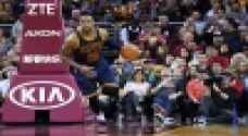 جيمس يقود كافاليرز للفوز على نيو أورليانز في دوري السلة الأمريكي