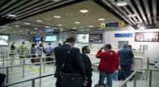 نصف مليون مسافر عبر مطار الملكة علياء في شباط الماضي