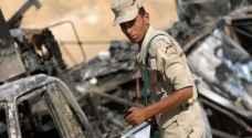 سيناء.. مقتل جنود مصريين عند مدخل العريش