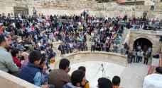 أمانة عمان تحيي ذكرى الإسراء المعراج في احتفال كبير بالساحة الهاشمية