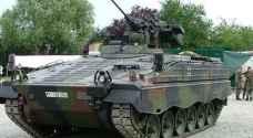 صحيفة: ألمانيا ستساعد الأردن وتونس في شراء عربات مدرعة
