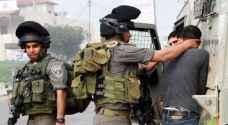 الاحتلال يعتقل 17 فلسطينيا بينهم عضو مجلس تشريعي