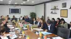 انعقاد اجتماعات اللجنة الاردنية الامريكية المشتركة