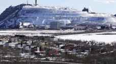 """السويد تعتزم نقل مدينة تواجه """"الغرق في الأرض"""""""