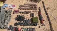 ضربات استباقية للجيش المصري ضد الإرهاب في سيناء