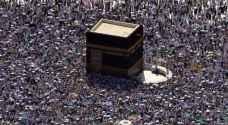 افتتاح المطاف الجديد في المسجد الحرام برمضان