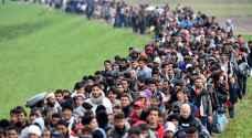 2500 مهاجر قضوا.. و200 ألف وصلوا أوروبا هذا العام