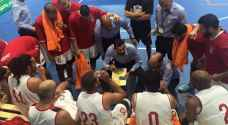 ايران بطلاً لغرب آسيا لكرة السلة