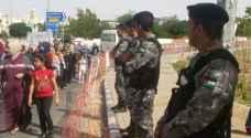 بالصور : قوات الدرك تنشر اكثر من ثلاثة آلاف من مرتباتها لتأمين إحتفالات المملكة