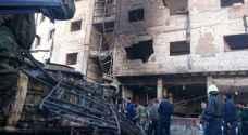 """قتلى وجرحى بتفجيرين متزامنين في """"السيدة زينب"""" بدمشق"""