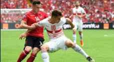 سويسرا تحقق فوزها الأول في ليلة تاريخية للأخوين تشاكا