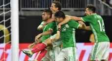 تعادل المكسيك مع فنزويلا وفوز معنوي للأوروغواي