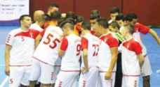 منتخب الشباب لكرة اليد يلتقي العراق ودياً
