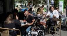 سيارة تقتحم مطعما في تل ابيب