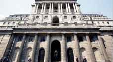 بنك انكلترا مستعد لضخ 250 مليار جنيه لتأمين السيولة الكافية
