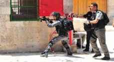الأردن يحمّل إسرائيل مسؤولية التصعيد في الأقصى