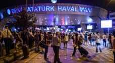 """فيديو لأحد الانتحاريين وهو يفجر نفسه في مطار """" أتاتورك """""""